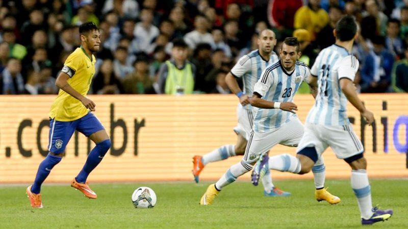 Brazylia pokonała Argentynę