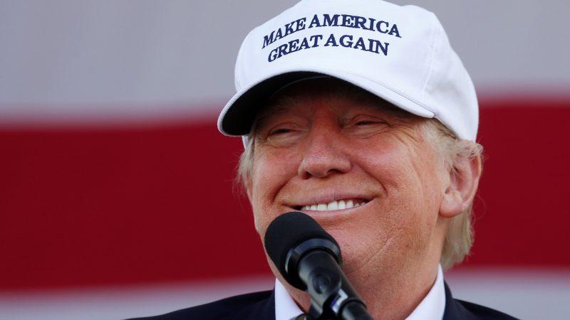 Donald Trump został 45 prezydentem Stanów Zjednoczonych Ameryki