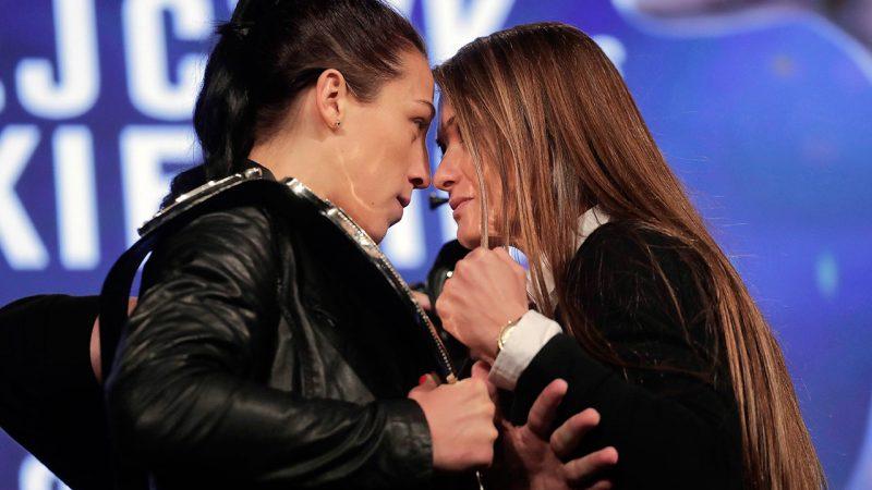 Walka w UFC: Jędrzejczyk kontra Kowalkiewicz