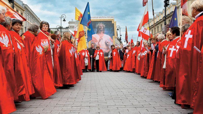Jezus Chrystus został wybrany Panem i Królem Polski