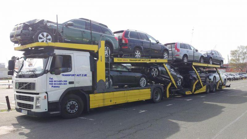Rząd chce zwiększyć akcyzę na sprowadzane samochody