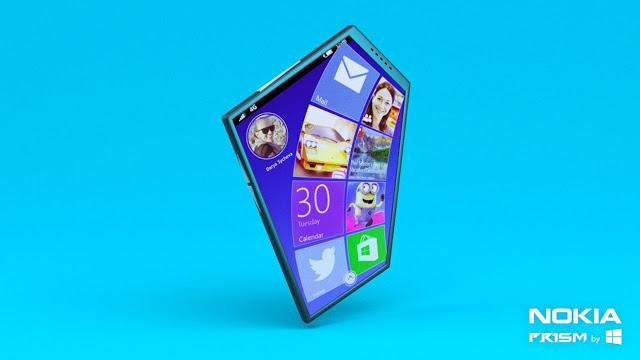 Czy tak będą wyglądały nowe telefony Nokii?
