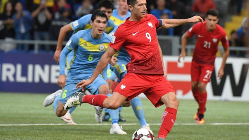Polska – Rumunia w eliminacjach do Mistrzostw Świata 2018