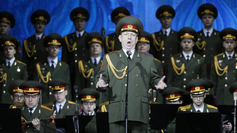 Rozbił się rosyjski samolot, zginęli członkowie Chóru Alexandrowa