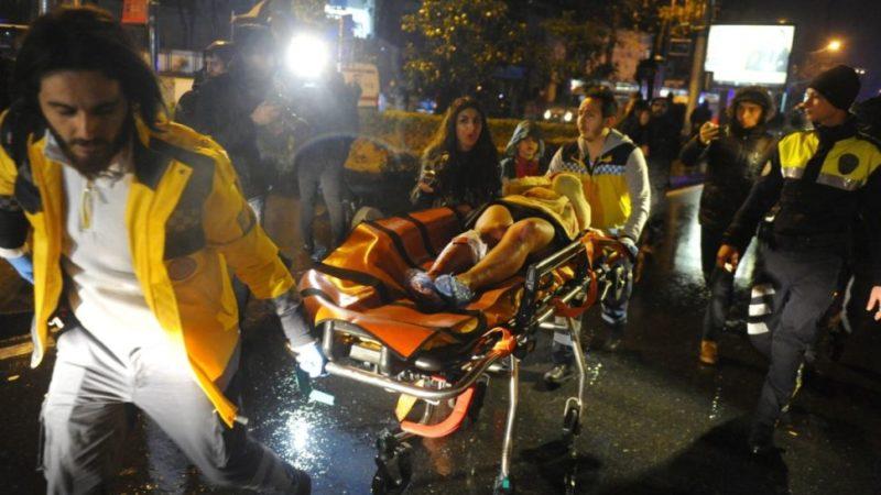 Atak na klub nocny w Stambule, 39 ludzi nie żyje