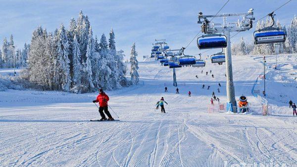 Gdzie wybrać się na narty?
