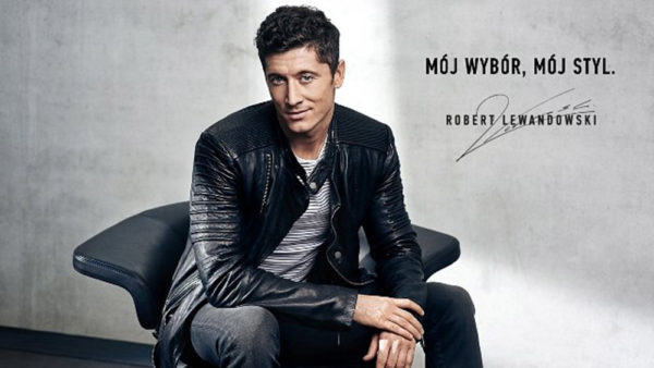 Za ile ubiera się Robert Lewandowski?