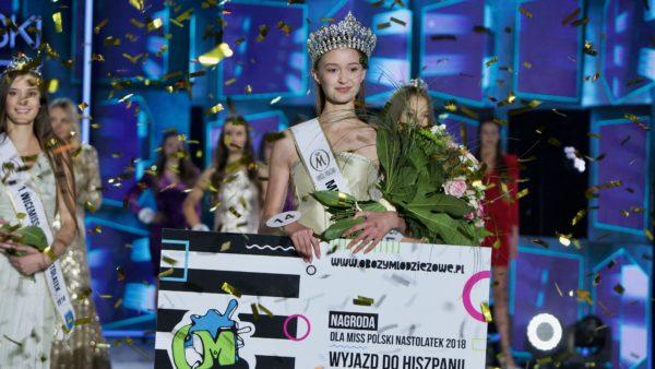 Miss Polski Nastolatek 2018 wybrana
