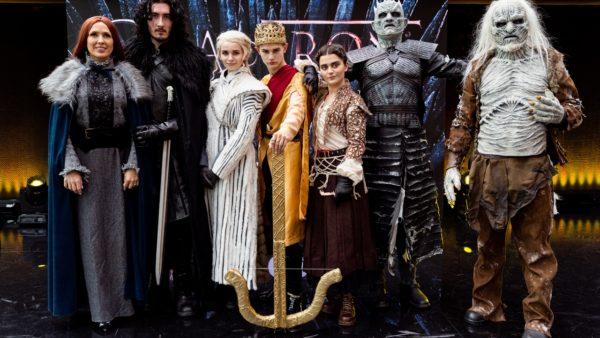 Wielkie Święto fanów Gry o Tron w Złotych Tarasach!