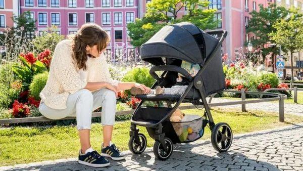 Dobry wybór spacerówki dla malucha